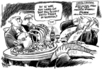Cartoonist Dwane Powell  Dwane Powell's Editorial Cartoons 2006-04-07 legislation