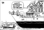 Cartoonist Dwane Powell  Dwane Powell's Editorial Cartoons 2006-04-12 legislation