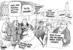 Cartoonist Dwane Powell  Dwane Powell's Editorial Cartoons 2006-05-03 legislation