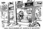 Cartoonist Dwane Powell  Dwane Powell's Editorial Cartoons 2006-08-24 tax