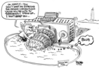 Cartoonist Dwane Powell  Dwane Powell's Editorial Cartoons 2006-09-18 legislation