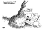 Cartoonist Dwane Powell  Dwane Powell's Editorial Cartoons 2007-01-05 Congress