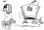 Cartoonist Dwane Powell  Dwane Powell's Editorial Cartoons 2007-09-28 legislation