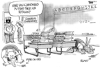 Cartoonist Dwane Powell  Dwane Powell's Editorial Cartoons 2007-10-05 legislation