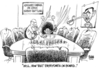 Cartoonist Dwane Powell  Dwane Powell's Editorial Cartoons 2008-03-14 Navy