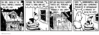 Cartoonist Sam Hurt  Queen of the Universe 1990-06-13 animal