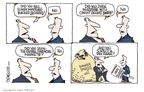 Cartoonist Signe Wilkinson  Signe Wilkinson's Editorial Cartoons 2009-11-04 economic demand