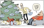 Cartoonist Signe Wilkinson  Signe Wilkinson's Editorial Cartoons 2009-11-10 labor