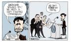 Cartoonist Signe Wilkinson  Signe Wilkinson's Editorial Cartoons 2010-09-27 Iran