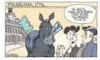 Cartoonist Signe Wilkinson  Signe Wilkinson's Editorial Cartoons 2011-08-05 1776