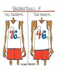 Cartoonist Signe Wilkinson  Signe Wilkinson's Editorial Cartoons 2011-11-05 basketball