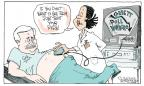 Cartoonist Signe Wilkinson  Signe Wilkinson's Editorial Cartoons 2012-03-19 opinion