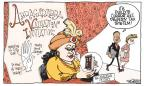 Cartoonist Signe Wilkinson  Signe Wilkinson's Editorial Cartoons 2012-06-05 property tax