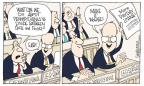 Cartoonist Signe Wilkinson  Signe Wilkinson's Editorial Cartoons 2012-09-24 division