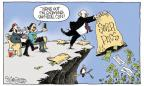 Cartoonist Signe Wilkinson  Signe Wilkinson's Editorial Cartoons 2012-11-10 2012 election
