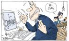 Cartoonist Signe Wilkinson  Signe Wilkinson's Editorial Cartoons 2013-03-03 parent