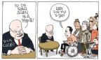 Cartoonist Signe Wilkinson  Signe Wilkinson's Editorial Cartoons 2013-03-27 vice president