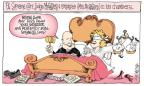 Cartoonist Signe Wilkinson  Signe Wilkinson's Editorial Cartoons 2013-06-16 number