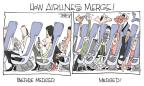 Cartoonist Signe Wilkinson  Signe Wilkinson's Editorial Cartoons 2013-11-14 travel