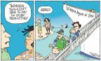 Cartoonist Signe Wilkinson  Signe Wilkinson's Editorial Cartoons 2014-04-14 family