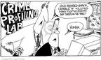 Cartoonist Signe Wilkinson  Signe Wilkinson's Editorial Cartoons 2002-10-29 characteristic
