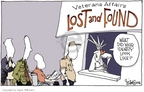 Cartoonist Signe Wilkinson  Signe Wilkinson's Editorial Cartoons 2006-05-24 number