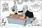 Cartoonist Signe Wilkinson  Signe Wilkinson's Editorial Cartoons 2006-10-11 freedom of the press