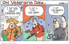 Cartoonist Signe Wilkinson  Signe Wilkinson's Editorial Cartoons 2007-11-13 father's day