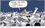 Cartoonist Signe Wilkinson  Signe Wilkinson's Editorial Cartoons 2007-12-13 number