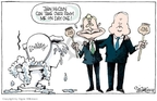Cartoonist Signe Wilkinson  Signe Wilkinson's Editorial Cartoons 2008-03-10 John McCain