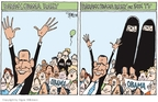 Cartoonist Signe Wilkinson  Signe Wilkinson's Editorial Cartoons 2008-07-01 conservative media