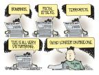 Cartoonist Mike Smith  Mike Smith's Editorial Cartoons 2013-04-25 North Korea