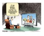 Cartoonist Mike Smith  Mike Smith's Editorial Cartoons 2014-04-24 animal