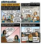 Cartoonist Jen Sorensen  Jen Sorensen's Editorial Cartoons 2006-01-01 bag
