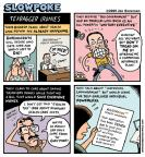 Cartoonist Jen Sorensen  Jen Sorensen's Editorial Cartoons 2009-01-01 slowpoke