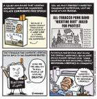 Cartoonist Jen Sorensen  Jen Sorensen's Editorial Cartoons 2012-08-27 appeals court