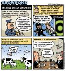 Cartoonist Jen Sorensen  Jen Sorensen's Editorial Cartoons 2011-11-23 Wall Street