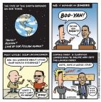 Cartoonist Jen Sorensen  Jen Sorensen's Editorial Cartoons 2012-10-22 debate