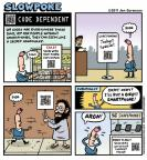 Cartoonist Jen Sorensen  Jen Sorensen's Editorial Cartoons 2011-04-16 cell phone