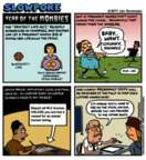 Cartoonist Jen Sorensen  Jen Sorensen's Editorial Cartoons 2011-10-24 zombie