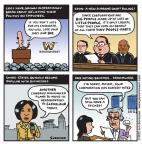 Cartoonist Jen Sorensen  Jen Sorensen's Editorial Cartoons 2012-11-06 Supreme Court