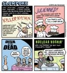 Cartoonist Jen Sorensen  Jen Sorensen's Editorial Cartoons 2010-04-12 ingredient