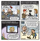 Cartoonist Jen Sorensen  Jen Sorensen's Editorial Cartoons 2012-11-27 labor