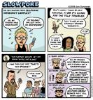 Cartoonist Jen Sorensen  Jen Sorensen's Editorial Cartoons 2009-06-29 cell phone
