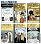 Cartoonist Jen Sorensen  Jen Sorensen's Editorial Cartoons 2009-10-26 cell phone