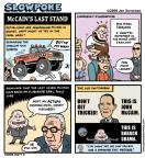 Cartoonist Jen Sorensen  Jen Sorensen's Editorial Cartoons 2008-11-24 slowpoke