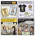 Cartoonist Jen Sorensen  Jen Sorensen's Editorial Cartoons 2012-12-28 can food