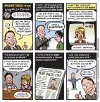 Cartoonist Jen Sorensen  Jen Sorensen's Editorial Cartoons 2013-01-14 welcome