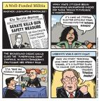 Cartoonist Jen Sorensen  Jen Sorensen's Editorial Cartoons 2013-04-21 wrong time