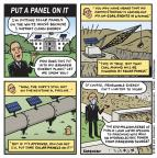 Cartoonist Jen Sorensen  Jen Sorensen's Editorial Cartoons 2013-08-26 isn't